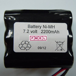 Specialist Bespoke NiMH Battery Designers - PMBL